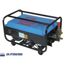 High Pressure Water Washing Machine For Gas Station