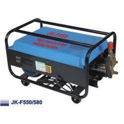 High Pressure Water Washing Machine For Gas Station