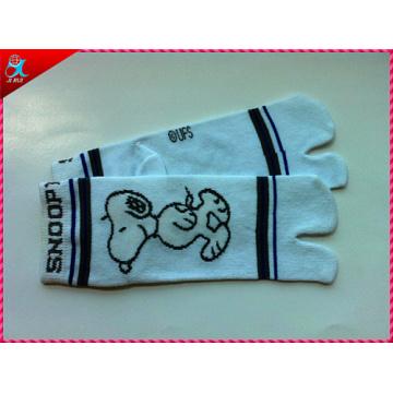 Polyester Best Price 2 Finger Socks