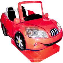 Kiddie Ride, voiture pour enfants (super rouge)