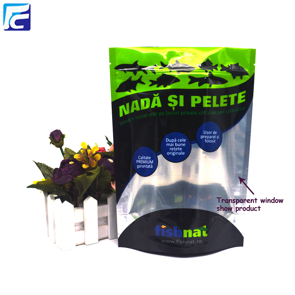 Resealable Plastic Bags For Fishing Lure