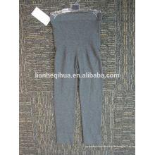 OEM-Service nahtlose Formgebung Leggings, einfache Baumwolle erwachsene Altersgruppe nahtlose Leggings