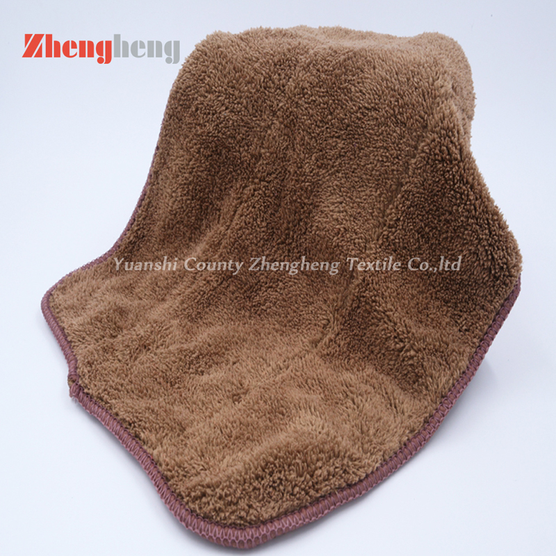 Polyester Coral Fleece Towel (5)