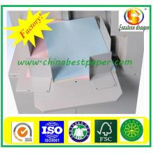 52г розовый ЦКС carbonless бумаги