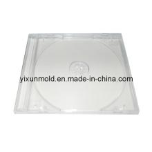 Molde de inyección de plástico CD Box