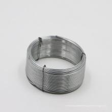 Fornecimento Q195 Galvanizado Ferro Fio