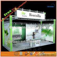 дисплей алюминиевая ферменная конструкция выставки стенд для выставки, стойка освещения ферменной конструкции дисплея