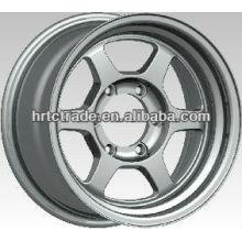 15/16 inch beautiful 4/6/8 hole 139.7mm replica sport car wheel