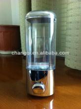 600ml ABS Chrome Liquid soap dispenser