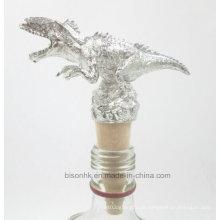 Neuer Entwurfs-Dinosaurier-Wein-Stopper