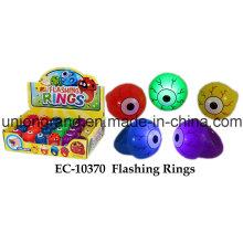 Blinkende Ringe