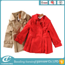 2016 Children clothing most popular girls parka coats