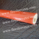 fiberglass braided fire resistant sleeve