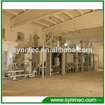 5ZT complete black cumin seed processing plant