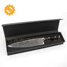 Produits du Japon en gros 8 pouces 13 couches de couteau de chef damas cuisine couteaux en acier inoxydable à haute teneur en carbone