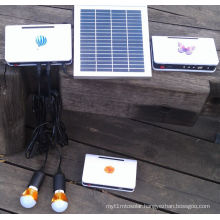 Solar Power Home LED Lighting System for Africa and Rural Markets in High Quality