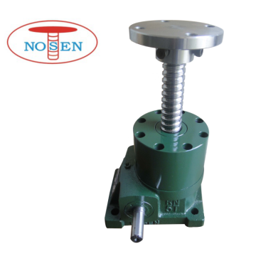 10 Ton Lifting Worm Gear Ball Screw Jacks