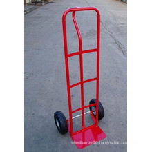 Two Wheel Hand Trucks with Air Wheel (HT1805)