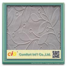 Tissu en coton à motifs de velours