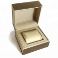 Custom Logo Plastic Watch Package Gift Box