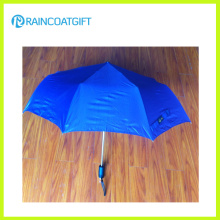 Publicidad paraguas paraguas/bolsillo plegable de aluminio ligero