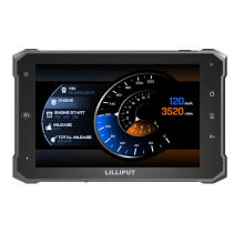 "7"" Tablet Android Rugged for  Fleet Management"