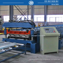 Floor Decking Cold Roll Forming Machine