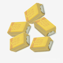2014 Hot Sale SMD Tantalum Capacitor