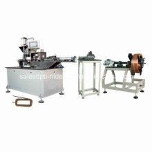 Stator Magnetfeldspule Flachdraht Wickelmaschine