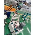 PP PE twin screw extruder screen changer