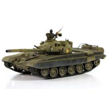 T72 Зеленый цвет Инфракрасный 1/24 RC Танк
