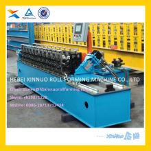 Omega-Profilbolzen-Rollenform DIN-Schienen-Rollformmaschine