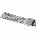 Solid metal armband voor horloges