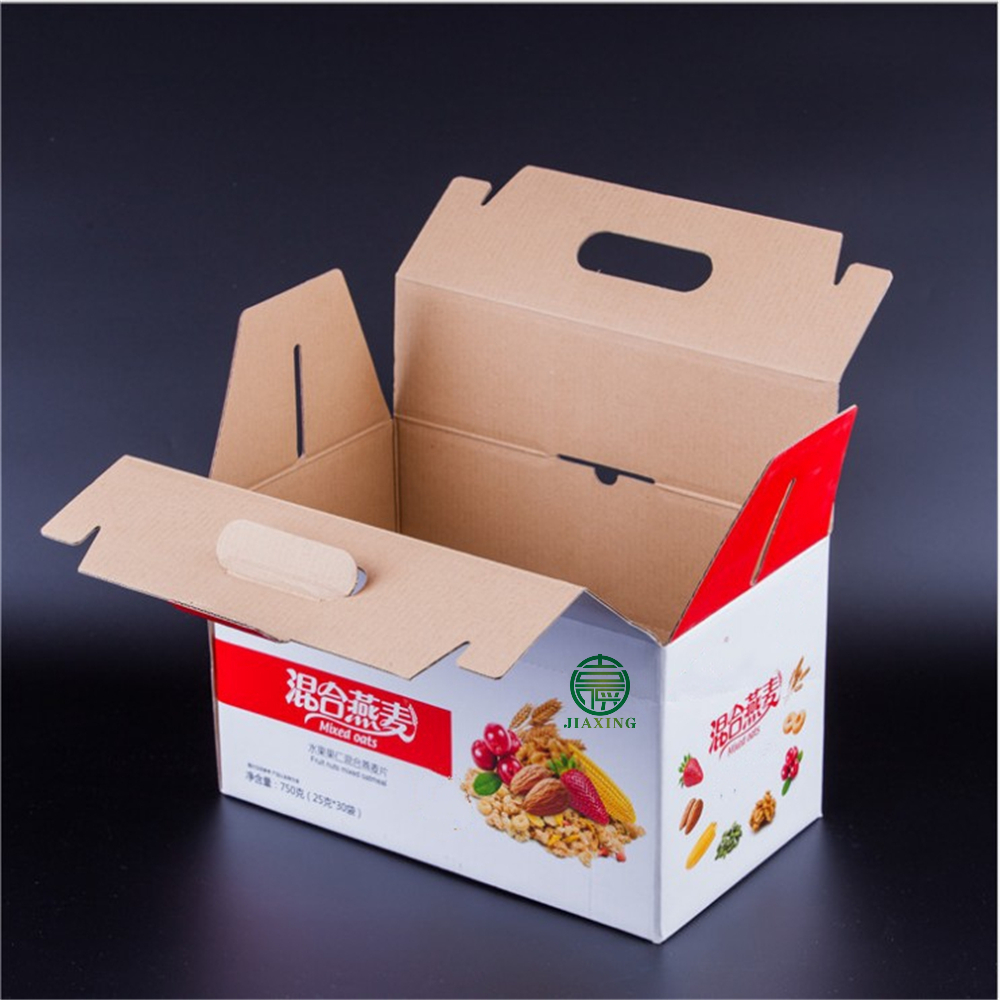 corrugated paper box for customer -jx packing