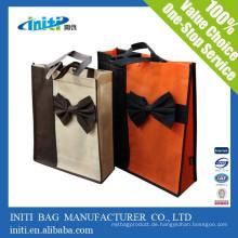 China benutzerdefinierte billige Qualität wiederverwendbare tragbare wasserdichte Tasche