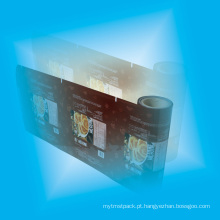 Biscuit Baking Packaging Roll Film com ISO