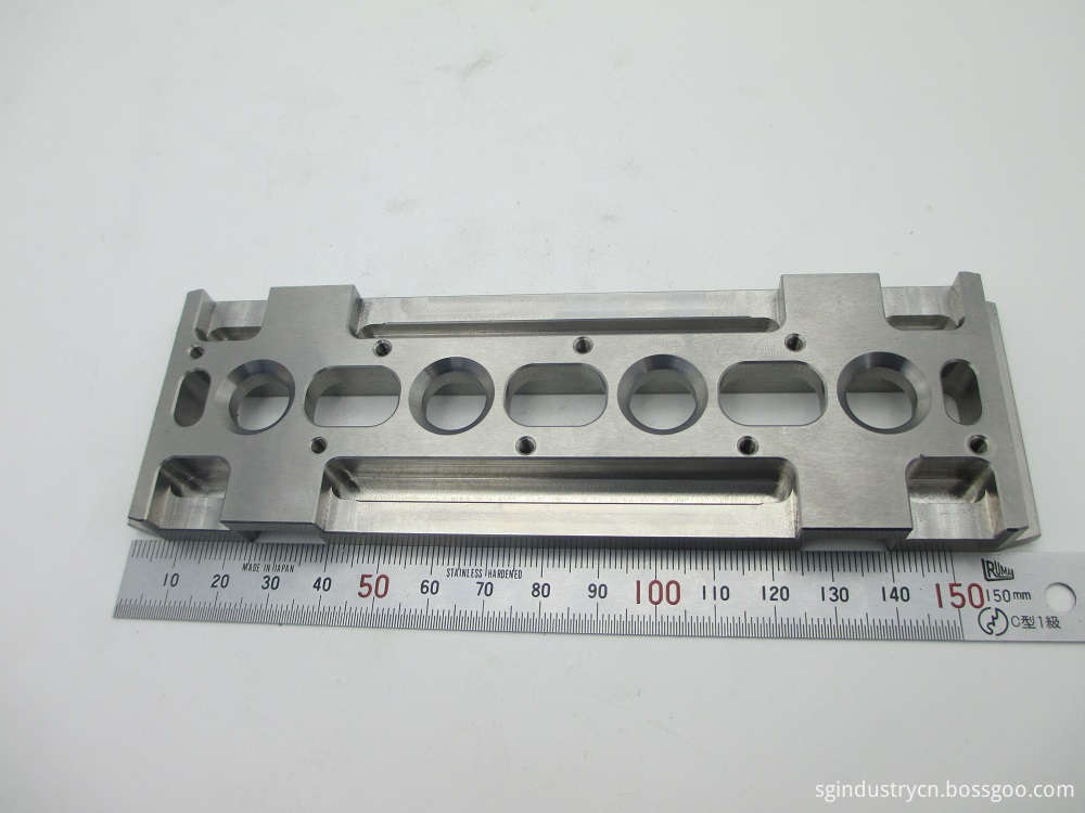 Large CNC Milling Machine Parts