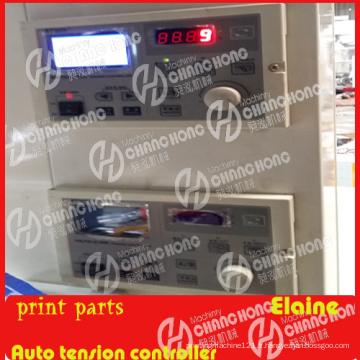 Le contrôleur d'Autotension utilise des pièces de bobineuse de machine Flexo