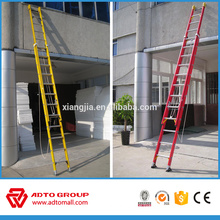 Folding fire escape ladder, aluminum fiberglass ladder,price of aluminium ladder