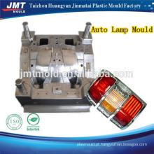 alta precisão auto lâmpadas cabeça de injeção plástica molde com molde de automóvel abajur de aço p20