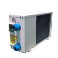Metal Cabinet Swimming Pool Heat Pump Heater