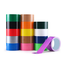 Wholesale Customizatioin Printed Air Conditioner Colored Cloth Duct Tape With Rubber Adhesive