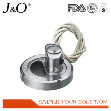 Sanitary Sight Glass with Lamp Tank Fittings