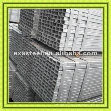 Uso de la construcción tubo de acero cuadrado