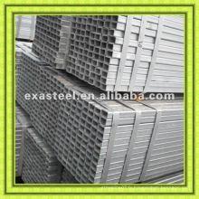 Usage de la construction en acier carré