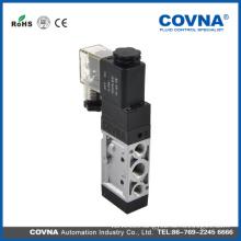 12V 5/3 way air control Pneumatic actuator solenoid valve