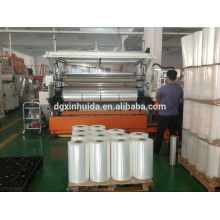 XHD 2350mm LLDPE Manual e Machine Stretch Films Making Machine