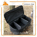 Picnic Cookware Bag Camping Cooker travel bag