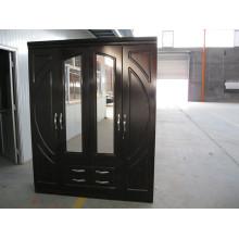 Bedroom Furniture Melamine Chipboard Wardrobe Cabinet
