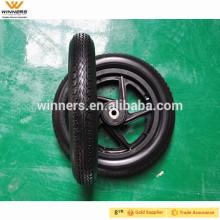 12 inch plastic pu wheels,foam tyre